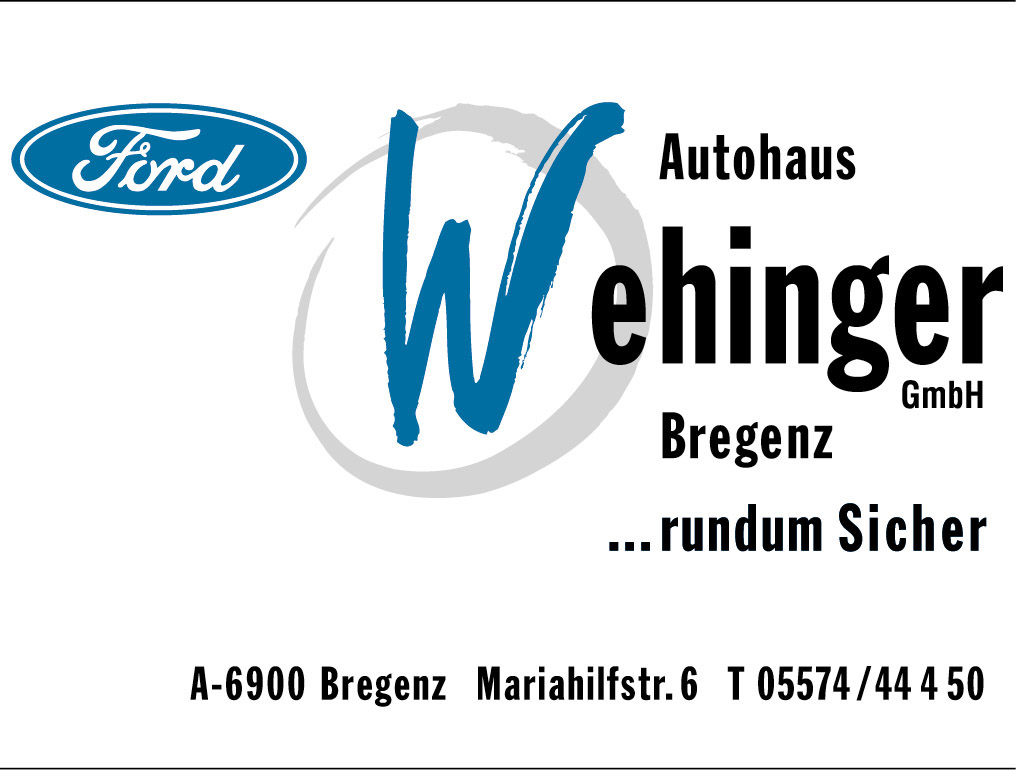 Ford Wehinger logo